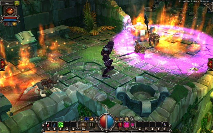 Torchlight Review – A lethargic ARPG experience that does not hold up nearly a decade after launch