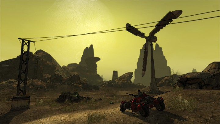 Borderlands GOTY Enhanced Edition Review – raucous, edgy, fun