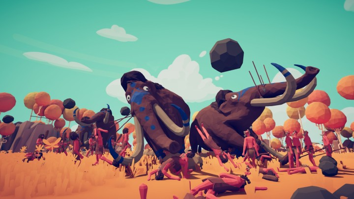 A first look at Totally Accurate Battle Simulator