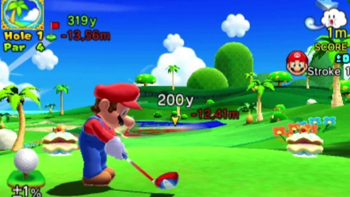 Mario Golf Nintendo Switch