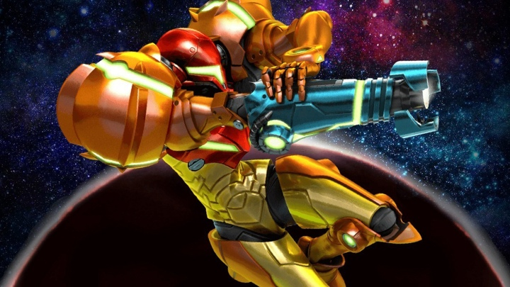Metroid Samus Returns Nintendo Switch